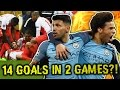 Manchester City 5-3 Monaco | The Best Champions League Game Ever?! | UCL Review
