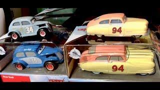 Disney Cars 3 Toys hunt at Disney store - Toy Hunting for River Scott Midnight Run Lightning McQueen