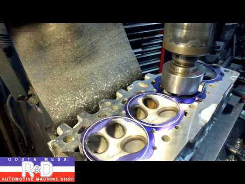 O Ringing Honda Cylinder Head Youtube