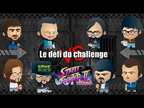 Le défi du challenge Spécial 5 - Super Street Fighter II Turbo