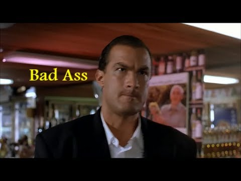 "Steven Seagal's Best Fight Scenes!-""Must Watch"""