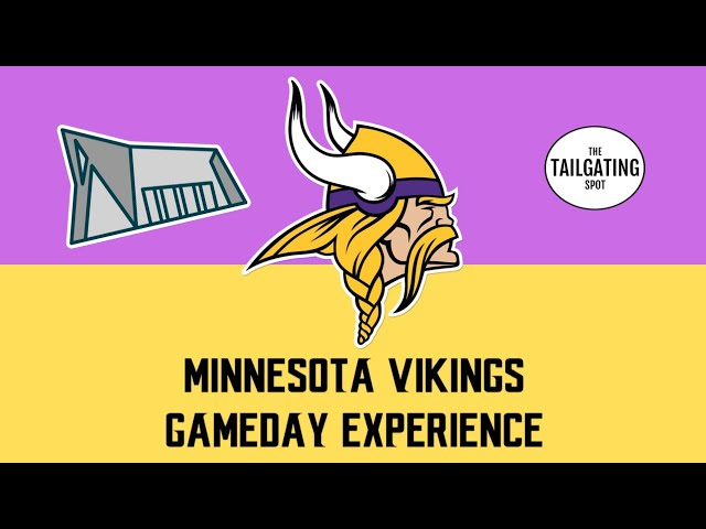The Rain Couldn't Stop Us From Tailgating | Minnesota Vikings Gameday Experience  | Sept. 9, 2019