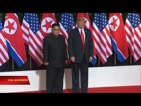 Truyền hình VOA 5/1/19: Việt Nam có thể là nơi diễn ra thượng đỉnh Mỹ-Triều lần hai