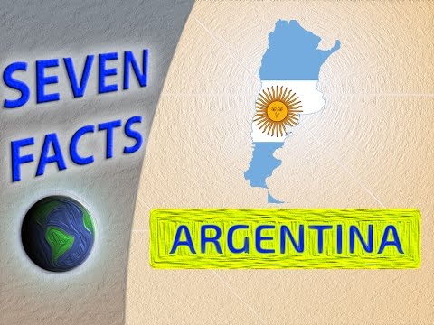 7 Facts about Argentina