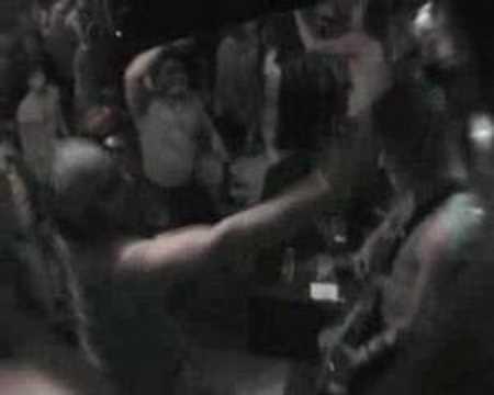 Bubblegum Screw - rock'n'roll loser (live Sofia Jan 08)