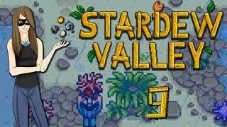 ❀ Прохождение Stardew Valley ❀ - 9th part - Коралловый Остров и Клубничка (веб-камера)