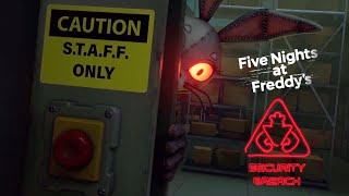 FNAF Security Breach Official GAMEPLAY Trailer (Español) | State of Play