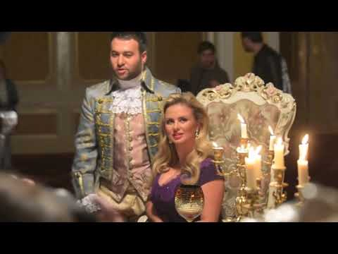 Видео, Съемки клипа Анны Семенович и Март Бабаян
