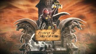 HAMMERFALL - The Sacred Vow (Official Lyric-Video) | Napalm Re…