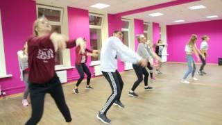 Dancehall choreo - Anton Shulaev, song - L
