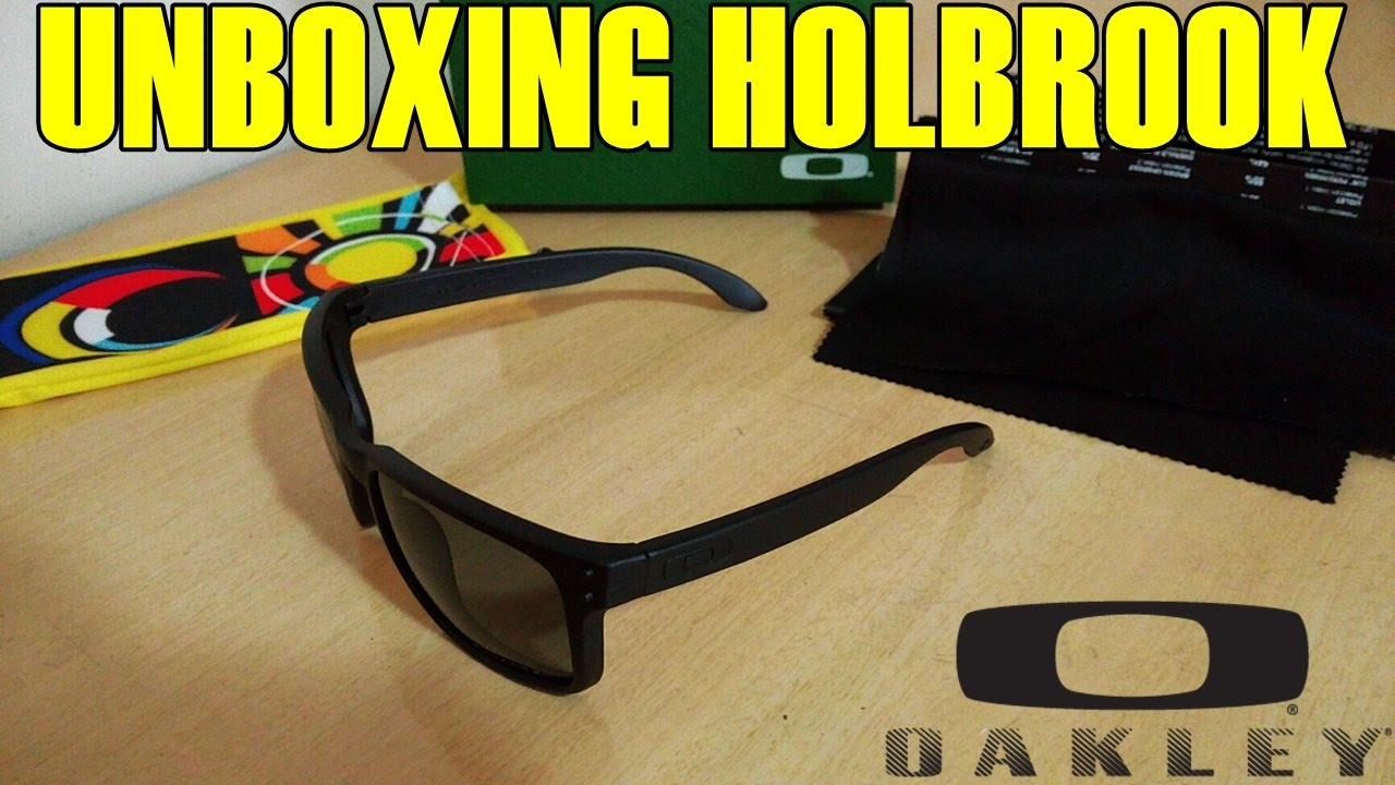 UNBOXING  15 - ÓCULOS HOLBROOK - YouTube c76c73943d