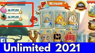 How to Hack Angry birds 2   Without Root :Get Unlimited FREE GEMS
