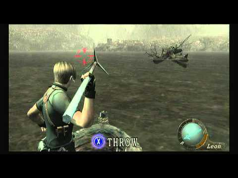Resident Evil 4 Hd Do Not Shoot The Water Achievement Guide