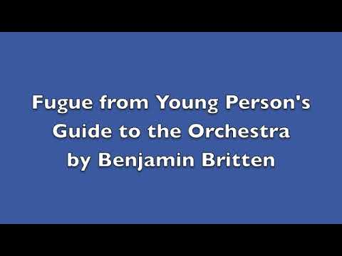 Britten Fugue