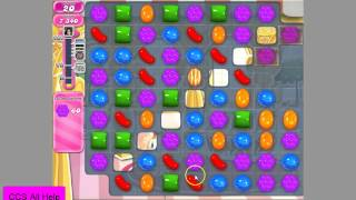 Candy Crush Saga Level 1022 No Boosters