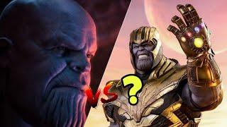 Why Was Thanos So POWERFUL In Avengers Endgame - Avengers Endgame Explained