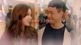 Nadine & Erwin ~ Eighteen (The Edge of Seventeen)