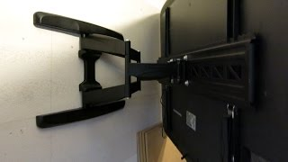 Fleximounts A21 TV Mount Install & Review