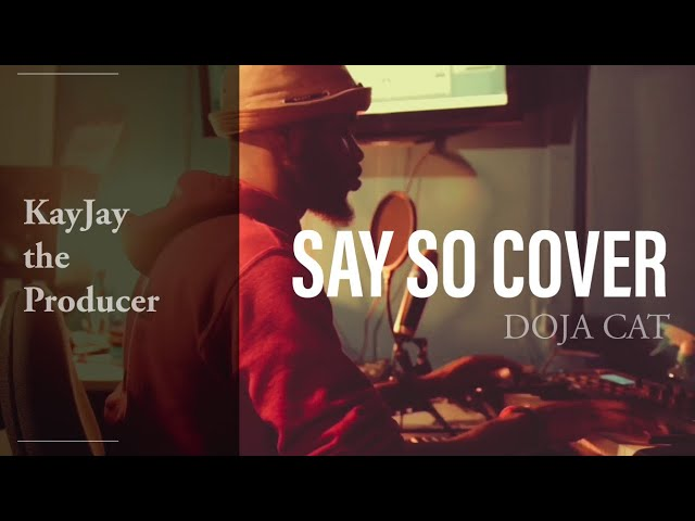 Doja Cat - Say So Cover | Producer Remake | R&B Version | Remix