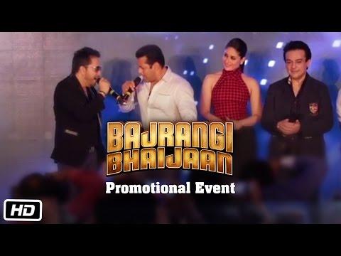Bajrangi Bhaijaan Promotions In Delhi | Salman Khan, Kareena Kapoor, Nawazuddin Sidiqqui