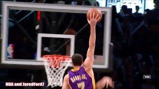 Larry Nance Jr. Two Best Dunks of the 2016-2017 NBA Season