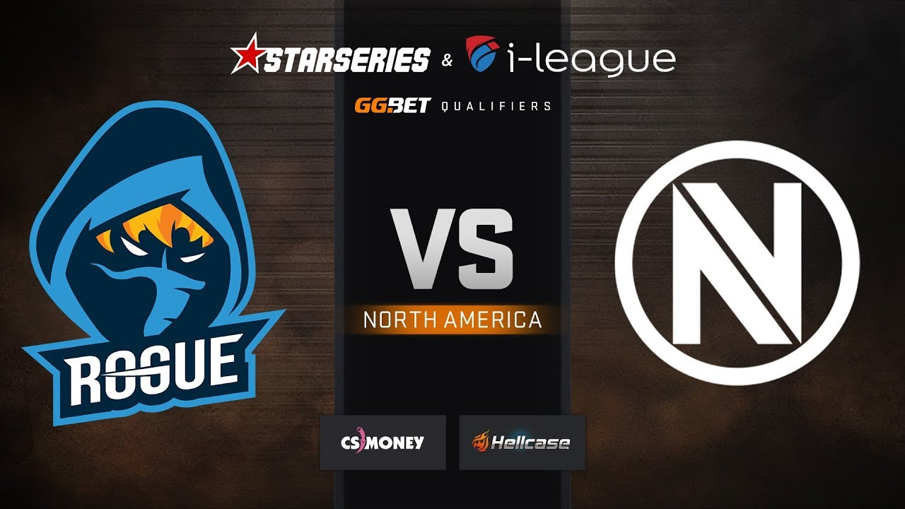 [EN] Rogue vs Envy, map 1 Overpass, StarSeries & i-League S7 GG.Bet NA Qualifier