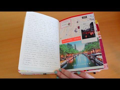 Mitä mun journal sisältää? #2