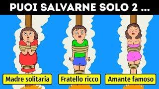 15 ENIGMI ED INDOVINELLI PER ALLENARE IL TUO CERVELLO