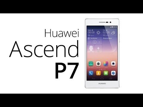 Huawei Ascend P7 (recenze)
