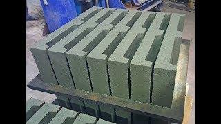 блок ш-образный 600*200*50