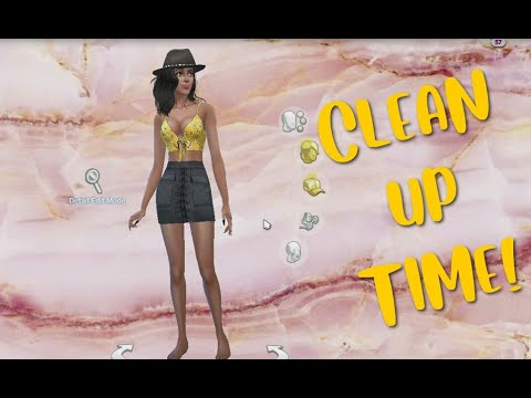 CC Cleanup #1 // THE SIMS 4