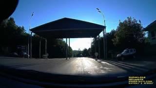 ГАИ Абхазии 2016: поборы на дорогах