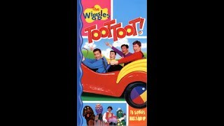 Opening and Closing to The Wiggle's Toot Toot 2001 VHS (Canadian Copy)
