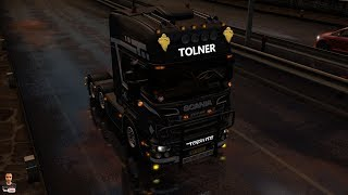 Ets2 1 28 PDT Scania Tolner v2 1 for