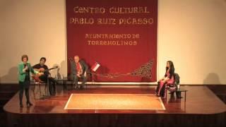 POESÍA Y FLAMENCO EN TORREMOLINOS - SOY EL CANTOR