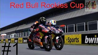 Red Bull Rookies Career Part 1 (MotoGP 14)