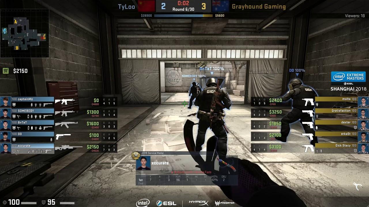 Grayhound Gaming