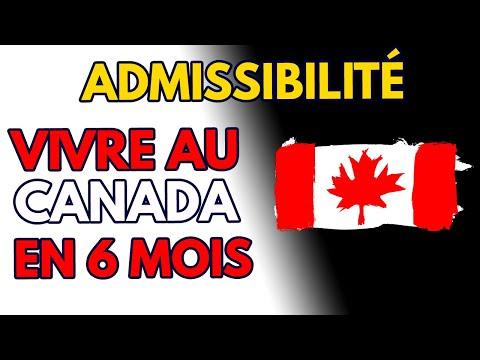 Comprendre L'admissibilité Entrée Express (Immigrer Au Canada En 6 Mois)