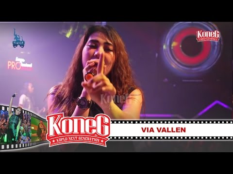 KONEG LIQUID feat VIA VALLEN - SELINGKUH [3rd LIVE CONCERT - Liquid Cafe] [Dangdut Koplo]