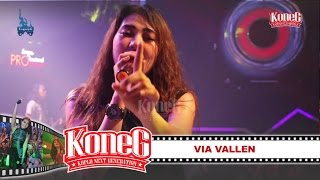 Video KONEG LIQUID feat VIA VALLEN - SELINGKUH [3rd LIVE CONCERT - Liquid Cafe] [Dangdut Koplo] download MP3, 3GP, MP4, WEBM, AVI, FLV Agustus 2017