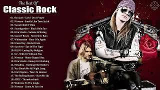 Lo Mejor de Los Clasicos del Rock en Ingles - Clasicos Rock En Ingles