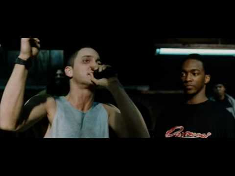 Eminem  8 Mile  Battle Gangstarr clip