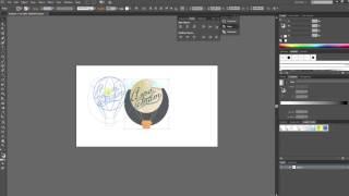 Создание простой визитки в Adobe Illustrator(Урок по созданию макета визитки в Adobe Illustrator., 2016-02-12T19:25:28.000Z)