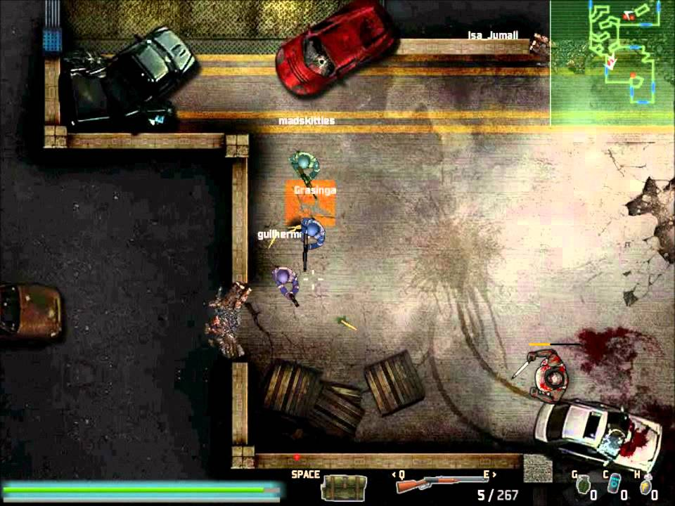 Sas: zombie assault&& try the games play