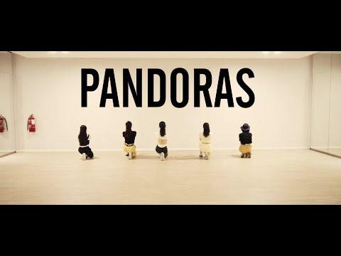 DANCE STEPS - PANDORAS | POSKAD