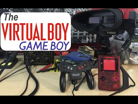 Virtual Boy Game Boy