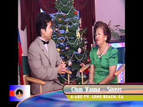 Chun Vanna - Entertainer The only Interview in her whole career - Part - 1