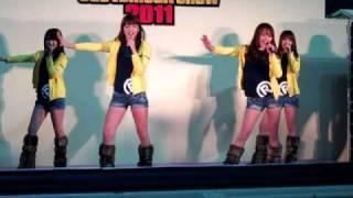 2011/02/19~20 福岡カスタムカーショー2011のイベント.
