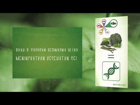 Phytonutrient - Nutrisi yang sebenarnya dari NUTRILITE