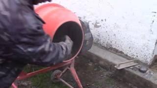 бетономішалка энэргомаш БМ-2015с-2 частина-1'' в роботі проблеми''